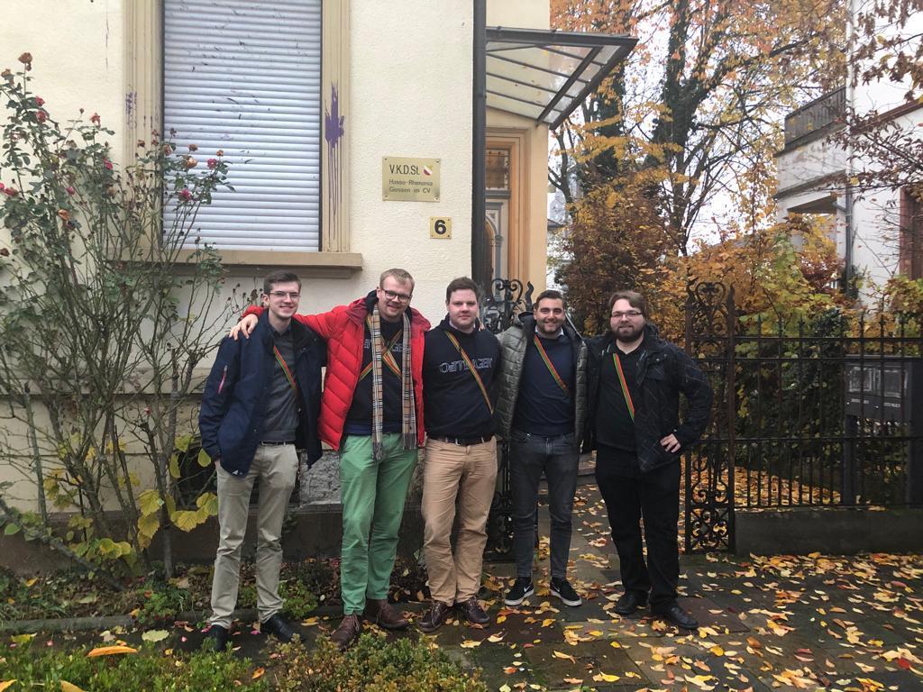 Fuxenfahrt zur V.K.D.St. Hasso-Rhenania Gießen