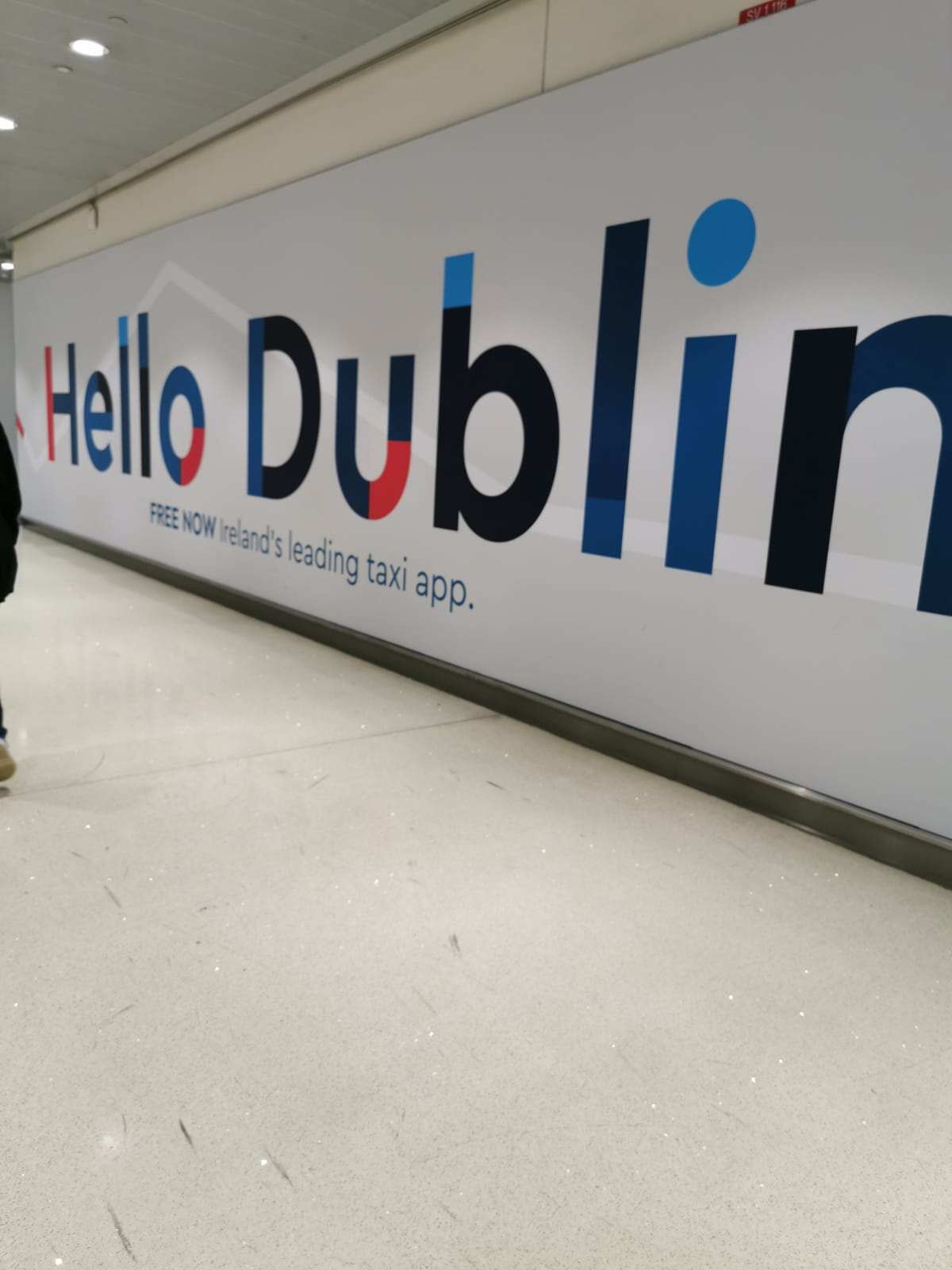 Fuxenexkursion nach Dublin